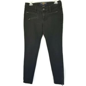 Lucky Brand Black Motto Denim Jeans Pants